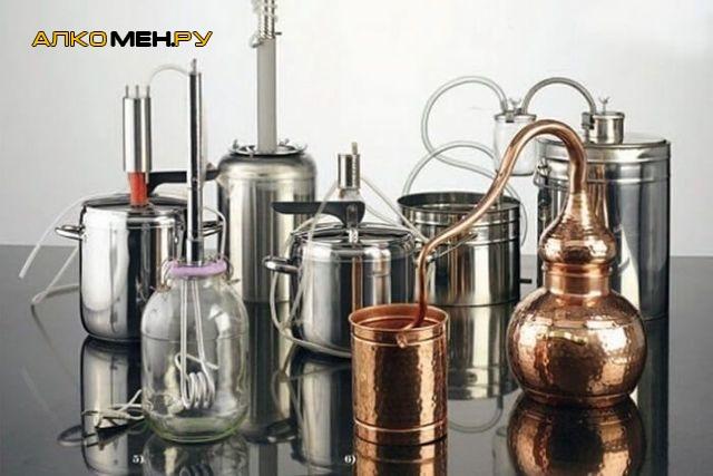 Самый лучший самогонный аппарат: классический дистиллятор и бражная колонна, условия эксплуатации и как определиться с материалом изготовления