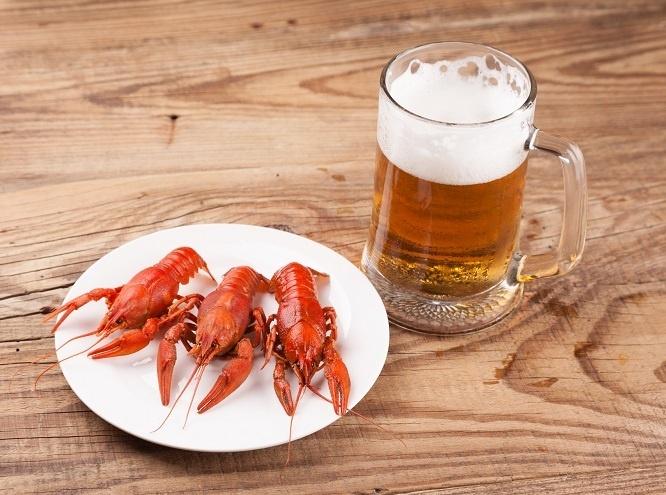 Как правильно готовить раков к пиву