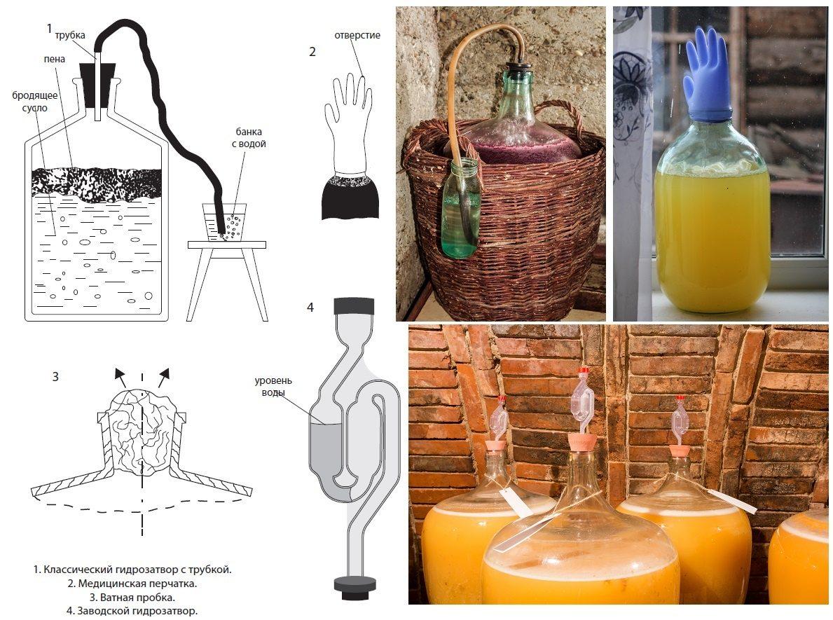Домашнее вино с добавлением воды – универсальный рецепт на примере кислого виноградного сока