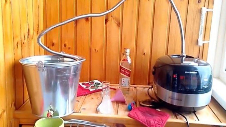 Как выгнать самогон без самогонного аппарата в домашних условиях: методы