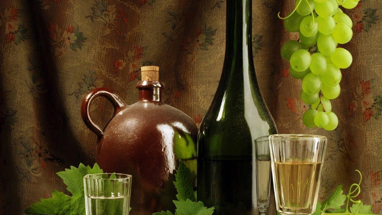 Брага из виноградного жмыха: выбор продуктов, технологический процесс